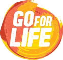 Go For Life Logo